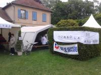 Marche nancy metz 2014 secouristes croix blanche