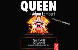 Queen adam lambert 2017