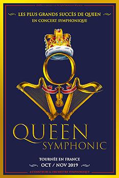 Queen symphonie